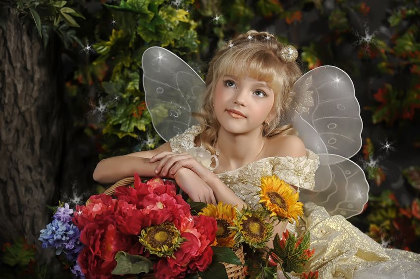 Enchanted Fairy Halloween Costume Ideas - Dark Halloween ...